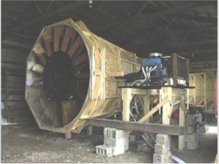 Engine and Fan
